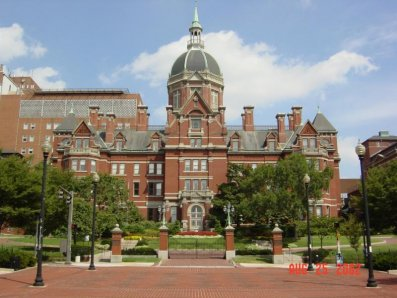 Johns Hopkins University - Wikipedia, the free encyclopedia