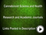 Cannabinoids and Cancers - Research Studies and Academic Journals